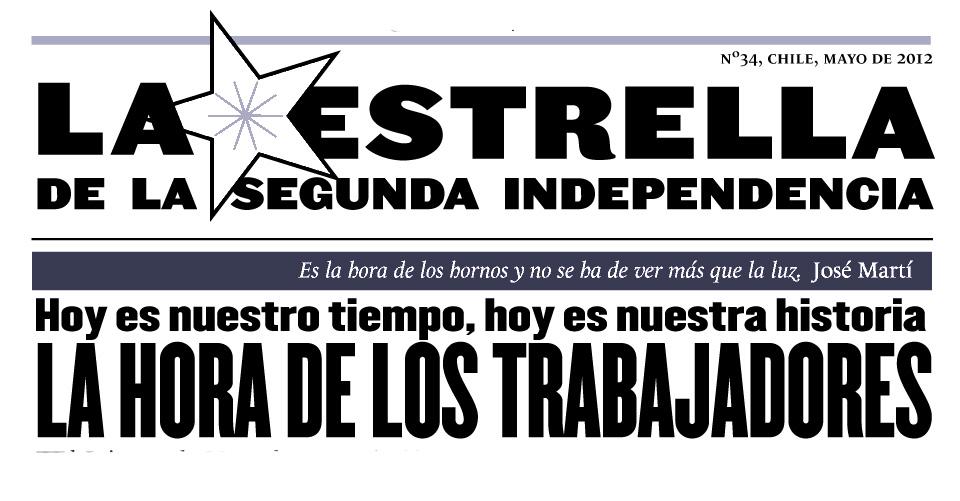 La Estrella de la Segunda Independencia Nº34