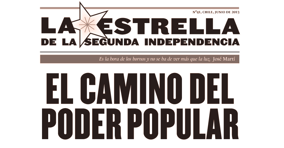La Estrella de la Segunda Independencia Nº41
