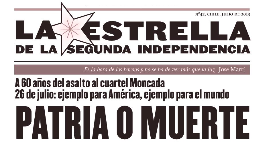 La Estrella de la Segunda Independencia Nº42