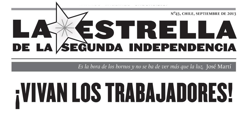 La Estrella de la Segunda Independencia Nº43