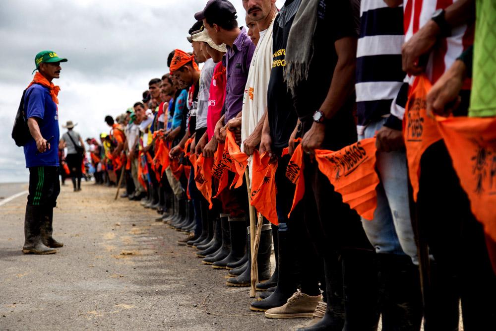 Colombia: ¡sólo los pueblos pueden vencer!
