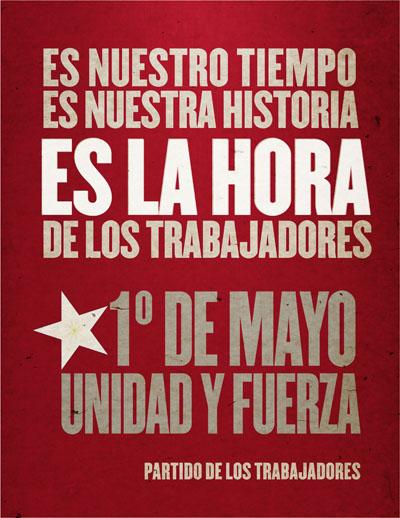 1º de Mayo: la hora de los trabajadores