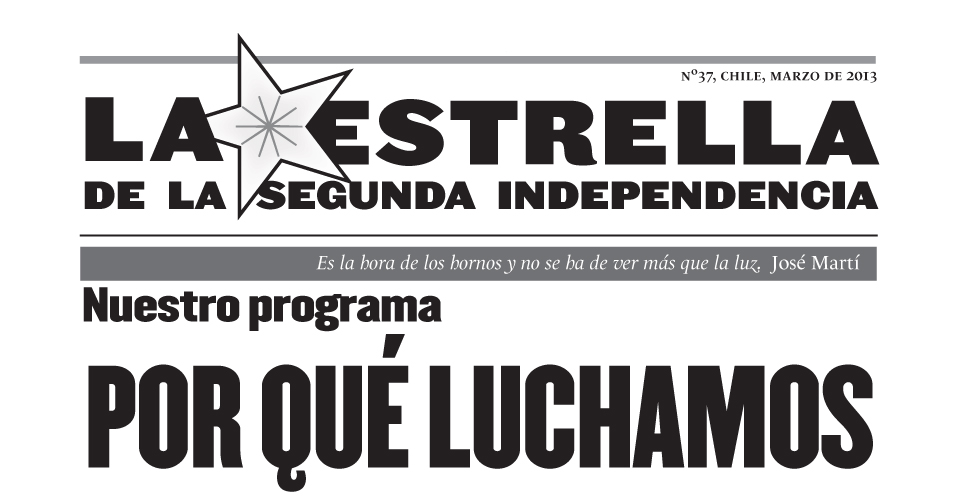 La Estrella de la Segunda Independencia Nº37