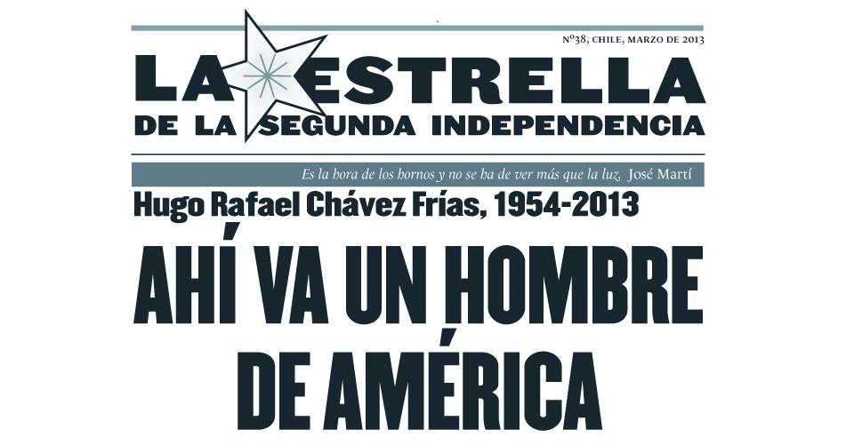 La Estrella de la Segunda Independencia Nº38