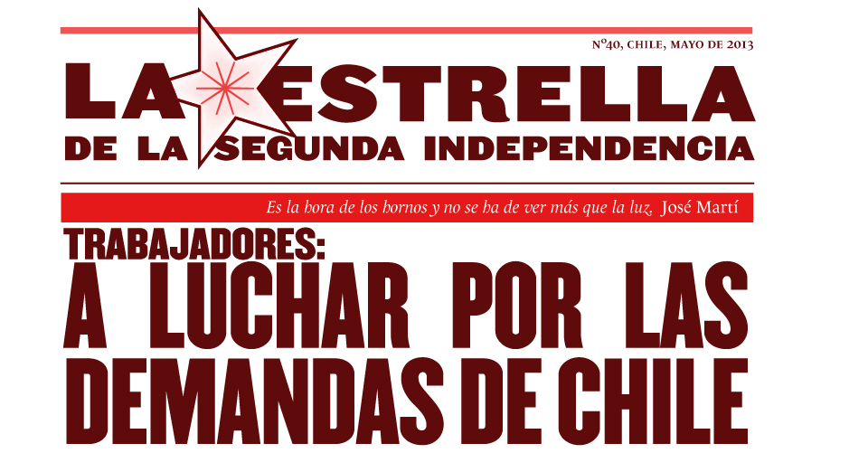 La Estrella de la Segunda Independencia Nº40