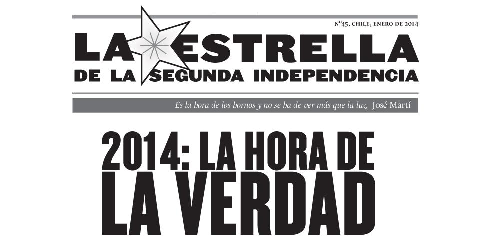 La Estrella de la Segunda Independencia Nº45