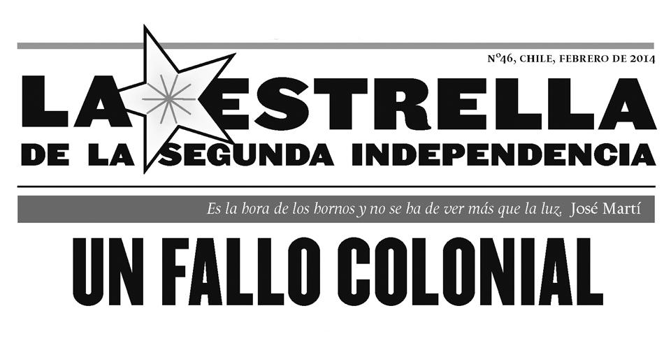La Estrella de la Segunda Independencia Nº46