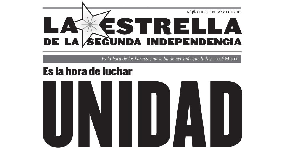 La Estrella de la Segunda Independencia Nº48