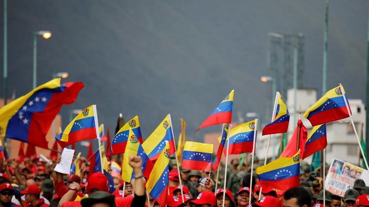 La guerra en Venezuela