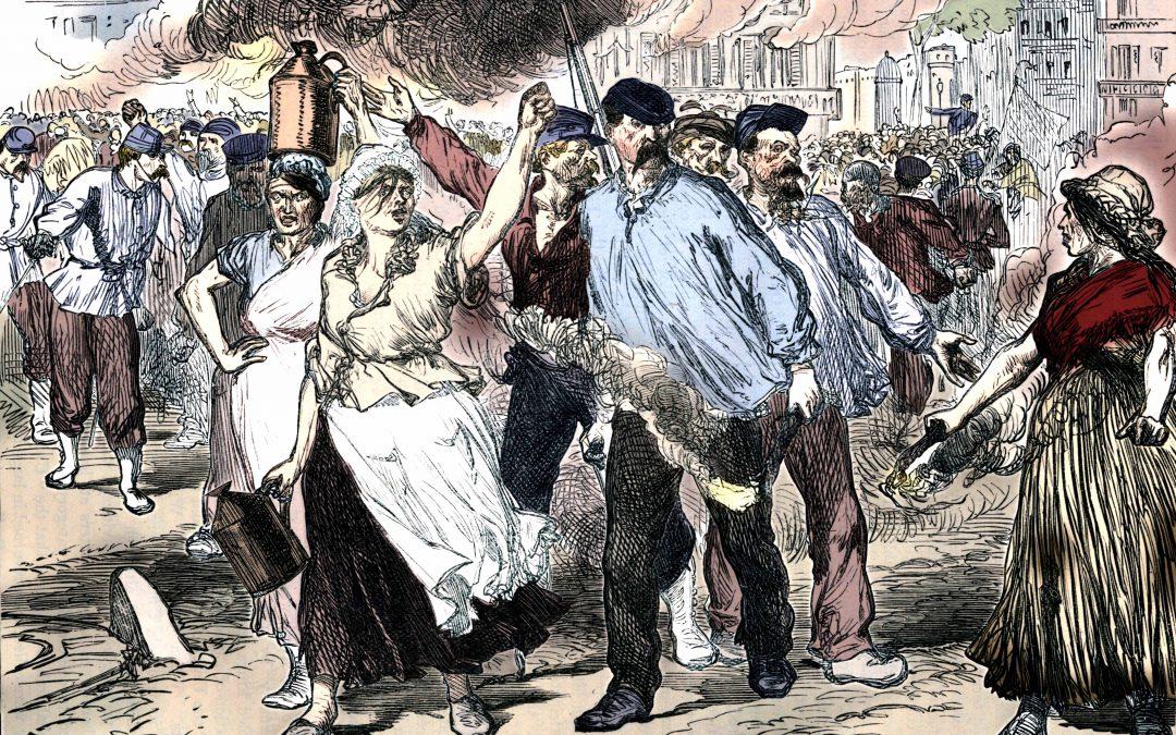 150 años: la Comuna deParís